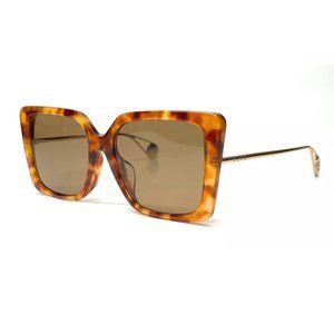 Gucci Women's Havana Brown Sunglasses!